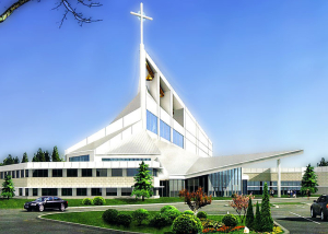 Cathedral of the Holy Family Saskatoon
